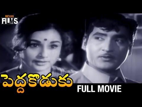 Pedda Koduku Telugu Full Movie | Sobhan Babu | Kanchana | Varalakshmi | Mango Indian Films
