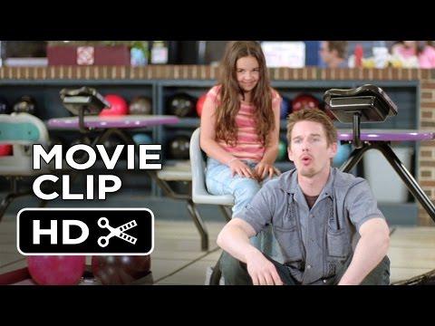 Boyhood Movie CLIP - Bumpers (2014) - Ethan Hawke, Ellar Coltrane Movie HD