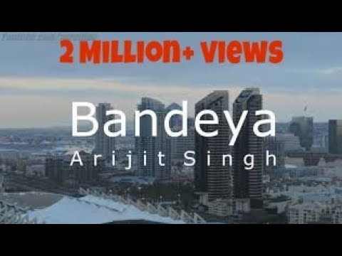 Bandeya Full Song - Lyrical | Dil Juunglee | Taapsee P | Saqib S | Shaarib & Toshi | Arijit Singh
