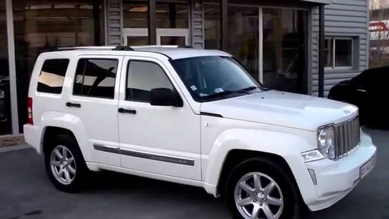 jeep cherokee limited 2009 - youtube