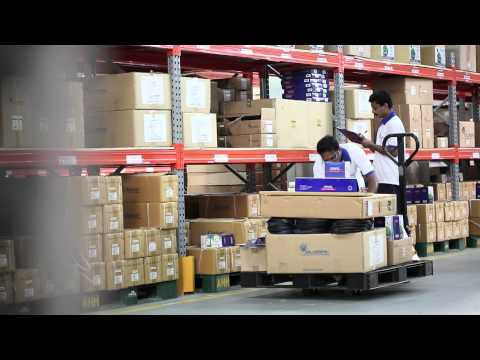 Global Autoparts Corporate Video
