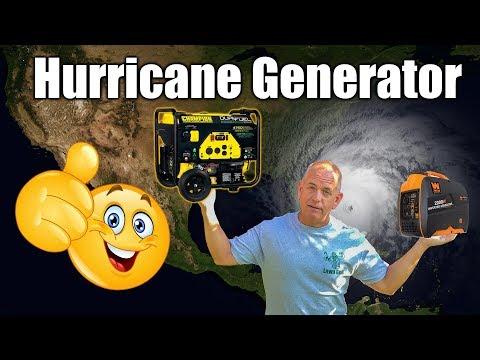 Best Home Generator - Storm Generator