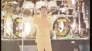 1990年7月29日 八代市制施行50周年イベント Part7収録曲 ハウンドドッグ...