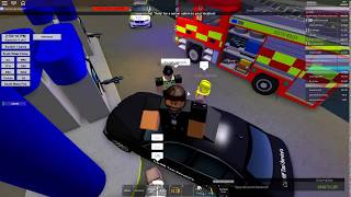ROBLOX: South Wales Police (Civillian 10) Mad Taxi!