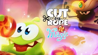 Cut the Rope: Magic - Sky Castle Walkthrough