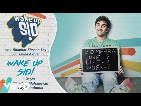 Wake Up Sid (Original Motion Picture Soundtrack)