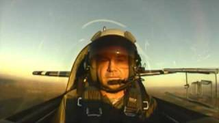 Chuck Coleman Aerobatic Flying in his Extra 300