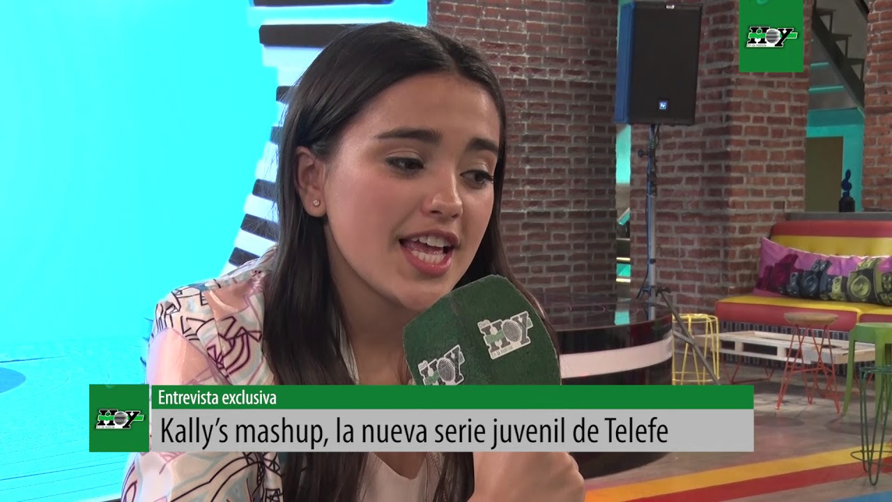 Kally s mashup la nueva serie juvenil de telefe youtube for Habitacion de kally s mashup