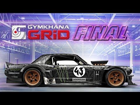 Gymkhana Grid 2015 Finals Live