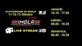 Gruppo Peroni Racing weekend - Imola 12/10/2019