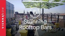 5 best rooftop bars for a drink with a stunning city view - VIENNA/NOW Top Picks