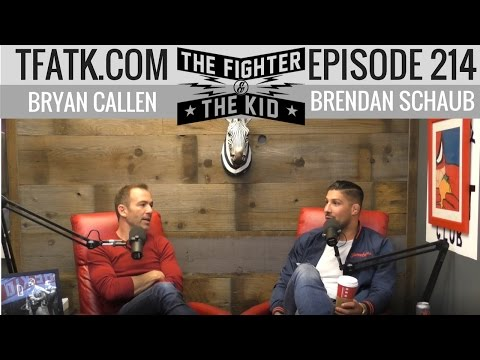 The Fighter and the Kid - Episode 214