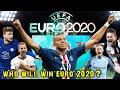 Who Will Win Euros 2020? | International Football News