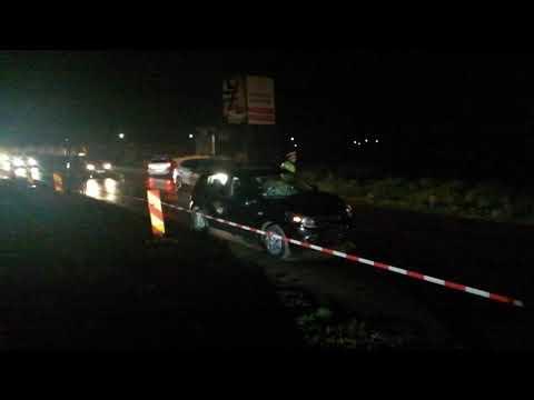 Tânără rănită grav după ce a fost lovită de o mașină pe Calea Cisnădiei