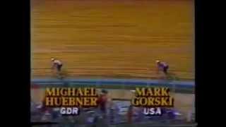 Heßlich Hubner Neiwand at Goodwill Games 1986