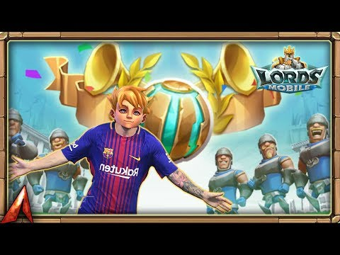 Lords Cup! World Cup Game Mode! Lords Mobile