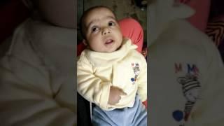 Kian potty training 4 months