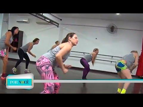 Por Você - Atividade Física: aula de ritmos 28/07/18
