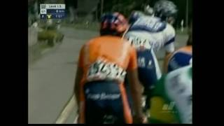 2005 ツール・ド・スイス 第7ステージ (歩道アタック)