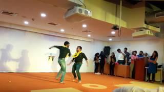 "Tiger Dance ""Ulidavaru kandanthe"" style😘"