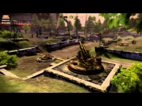 Toy Soldiers - Campaign - Polygon Wood (PC/Elite)