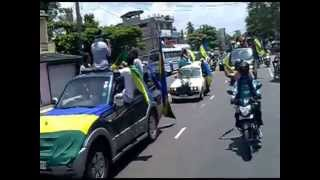 Sri Sumangala Panadura Vehicle Parade 2013....!!!!!