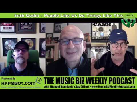 Ep. 305 Seth Godin Let These Six Words Guide You, People Like Us Do Things Like This