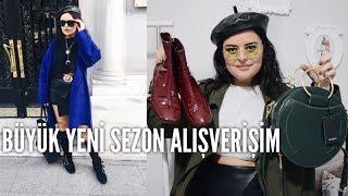 Alışveriş Yeni Sezon |Sonbahar-Kış| Zara,Pull and Bear,H&M