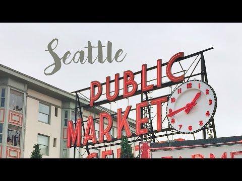 Seattle Pike Place Market Tour