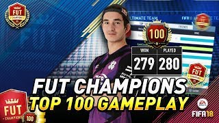 FIFA18 FUT CHAMPIONS RECAP - THE UNBEATEN RUN COMES TO AN END!!!