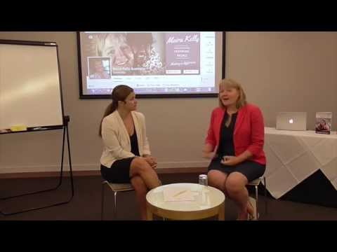 Part 1 Interview with humanitarian, Moira Kelly AO