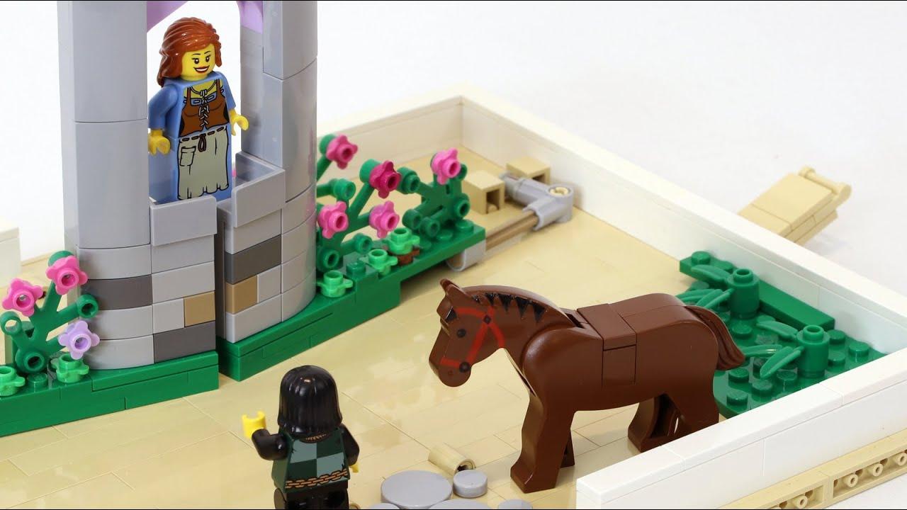 LEGO Pop-Up Book Adventures - YouTube