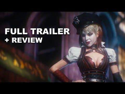 Batman Arkham Knights Official Trailer + Trailer Review : HD PLUS
