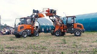 Pokazy MASTER Maszyny rolnicze Przetestuj i kup 2019