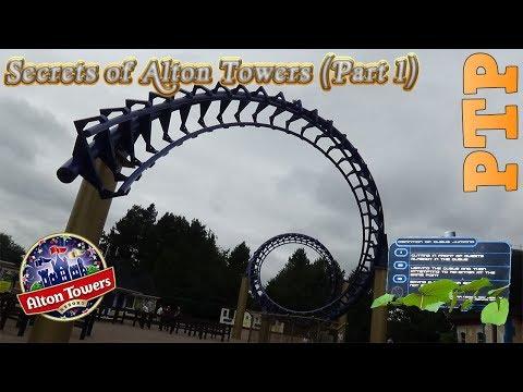 Secrets of Alton Towers (Part 1)