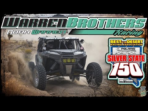 Warren Brothers Racing - 2017 Silver State 150
