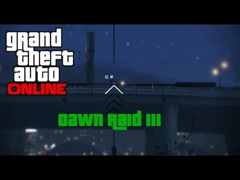 GTA V | Dawn Raid III | 1080p60