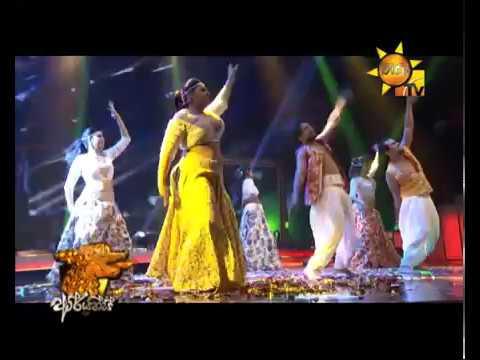 Hiru Mega Stars Dancing Performance Aryans Team