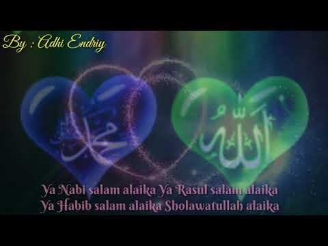 ya nabi salam alaika - Opick | video lirik lagu religi