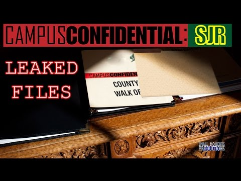 Campus Confidential: SJR Leaked Files (County Tournament Walk Off)