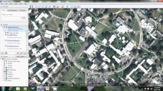 Manually entering GPS data in Google Earth Free HD Video