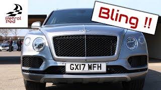 Bentley Bentayga - The Fastest Diesel SUV in the World !