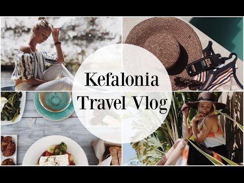 Unique Kefalonia Travel Vlog -  4 Days at The F Zeen Retreat       Fashion Mumblr