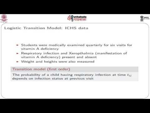 Transition models for longitudinal data analysis