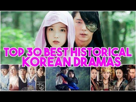 Download Top 30 Best Historical KOREAN DRAMAS