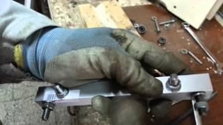 Costruire una macchina CNC (alluminio legno) parte #1