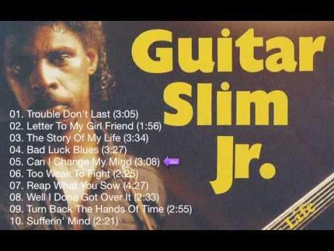 Guitar Slim Jr. – The Story Of My Life (1988) [320 kbps]