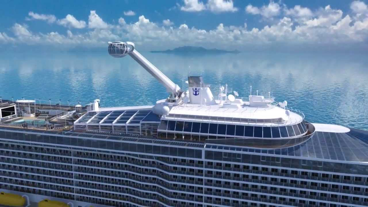 Quantum Of The Seas La Nuova Ammiraglia Royal Caribbean