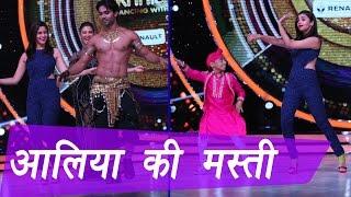 Jhalak Dikhhla Jaa 9: Alia Bhatt promotes Dear Zindagi on the show | Filmibeat