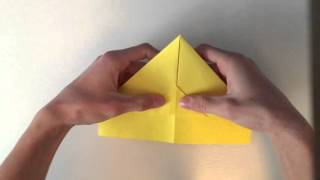 İşte O Garip Uçak! | Kağıttan Uçak Nasıl Yapılır?